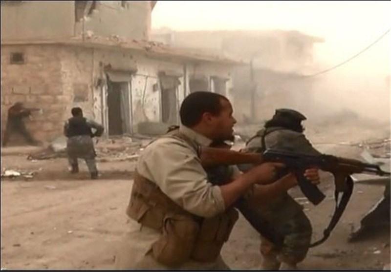 جرائم المسلحين في سوريا
