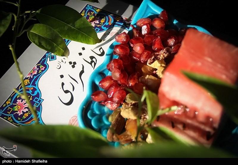 مقایسه قیمت انواع آجیل شب یلدا در یک سال در شیراز؛ مغز فندق 164 درصد گرانتر شد + جدول