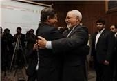 ظریف و اوغلو درباره تاریخ سفرهای روحانی و اردوغان گفتوگو کردند