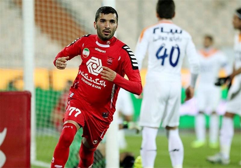 مسلمان بهترین بازیکن شد، احمدی بازیکن اخلاق