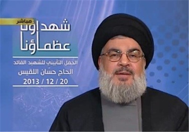 Nasrallah: Axis of Resistance Will Certainly Defeat Enemies' Plots in Region