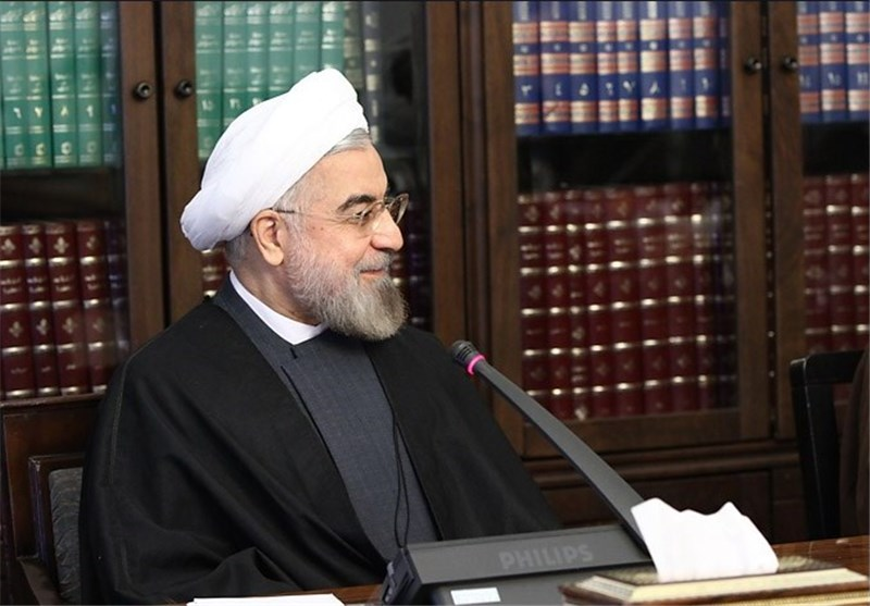 Rouhani Felicitates Pope Francis on Christmas