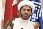 تظاهرات در بحرین در اعتراض به بازداشت شیخ علی سلمان دبیرکل الوفاق