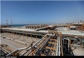 فضای مجتمع پالایشگاهی گاز و گاز مایع 1200 شرکت نفت و گاز گچساران زیباسازی شد