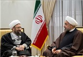 ماجرای اختلاف آقایان روحانی-آملی بر سر فیلترینگ تلگرام چیست؟/ آیا روحانی مخالف محدودسازی است؟