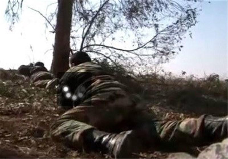 تلاش شورشیان سوری برای کاستن از فشار حملات ارتش در منطقه قلمون