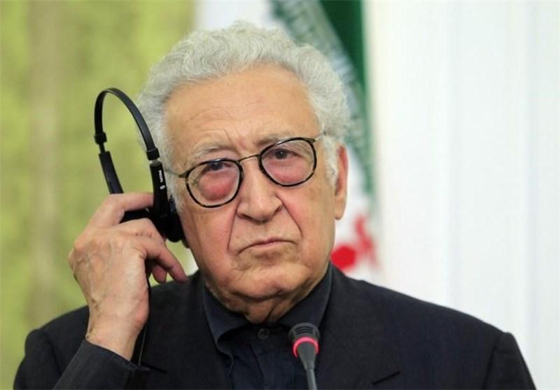 ابراهیمی: ایران باید در کنفرانس ژنو2 شرکت کند
