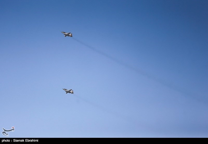 Photos: Air Force Ends Massive Wargames in Southern Iran