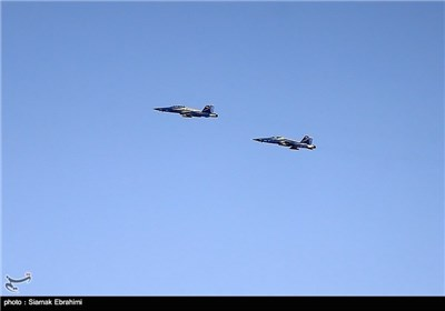 Air Force Ends Massive Wargames in Southern Iran