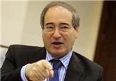 فیصل مقداد: معارضان سوری مخالف تمامیت ارضی سوریه هستند