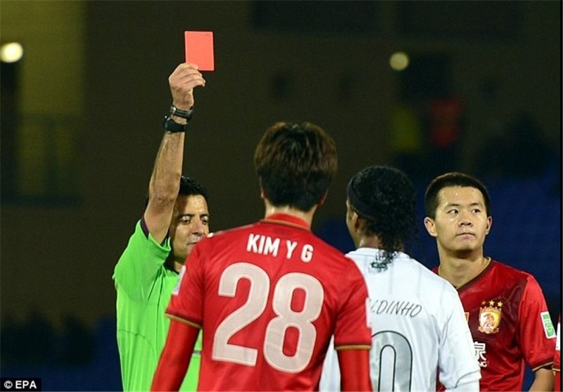 Iran's Faghani Picked as World Cup Opener Fourth Official
