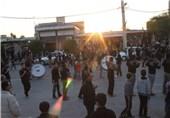 فعالیت 120 هیئت مذهبی در روز اربعین در دهلران+تصاویر