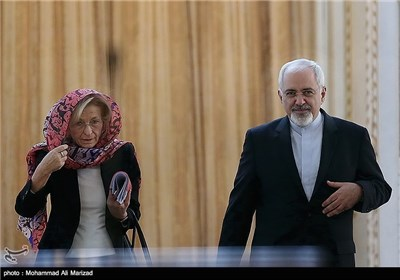 Photos: Iranian, Italian FMs Meet in Tehran