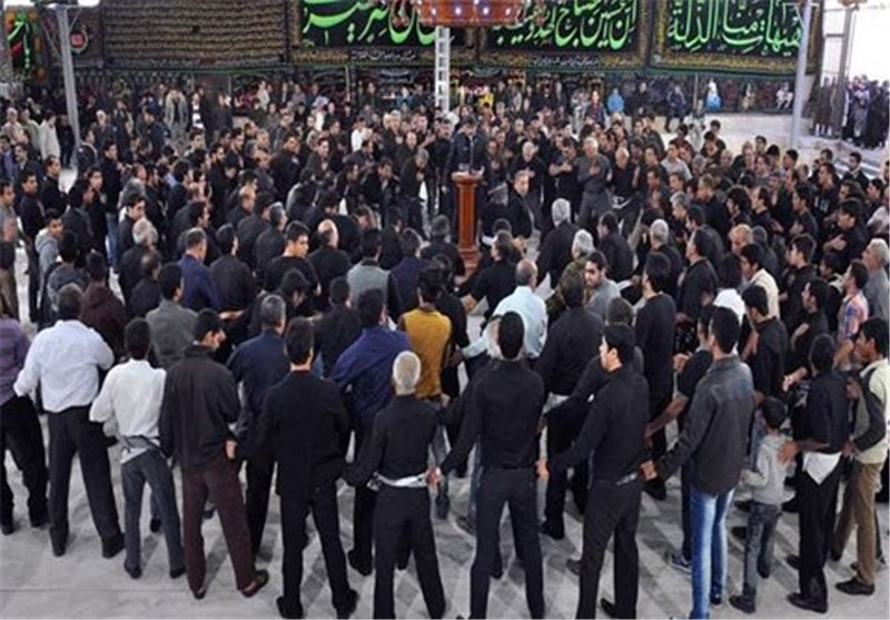 عزاداری شهادت امام رضا (ع) در 1000 نقطه بوشهر