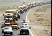 خروج هزاران شهروند فلوجه پیش از آغاز عملیات ارتش عراق