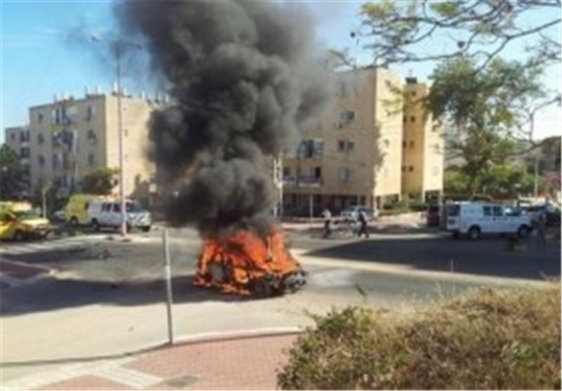 وقوع دو انفجار در شهر ایلات اسرائیل