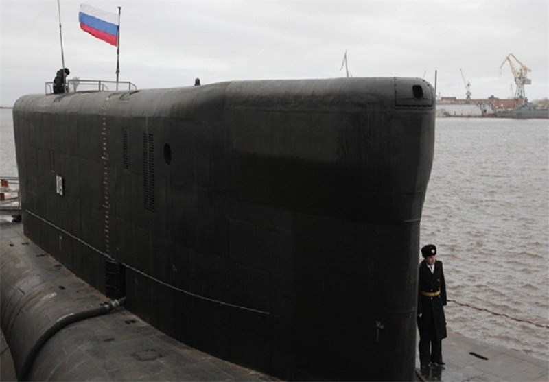 Russia's Second Next-Generation N. Submarine Enters Service