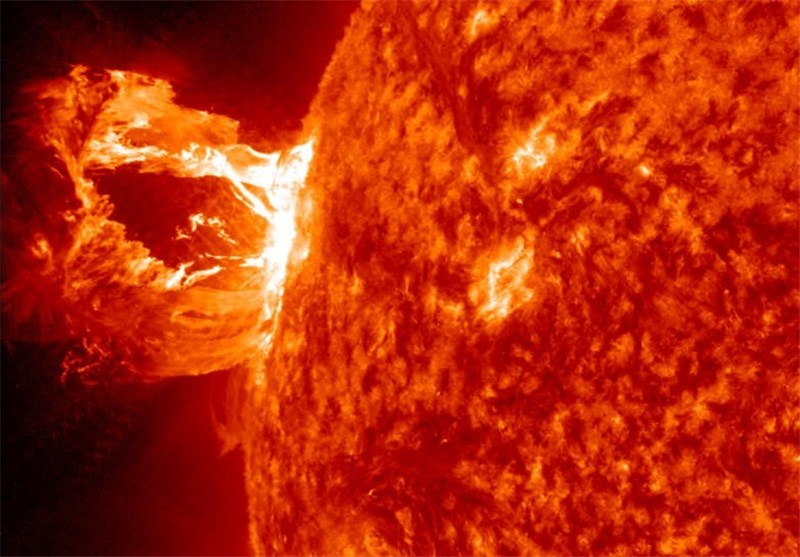 Solar Activity Not Entirely to Blame for Climate Change