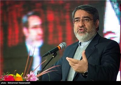 سخنرانی عبدالرضا رحمانی فضلی وزیر کشور در همایش روز ملی ثبت احوال