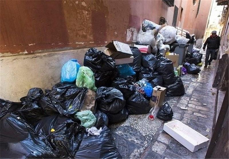 تولید روزانه 600 تن زباله در رشت