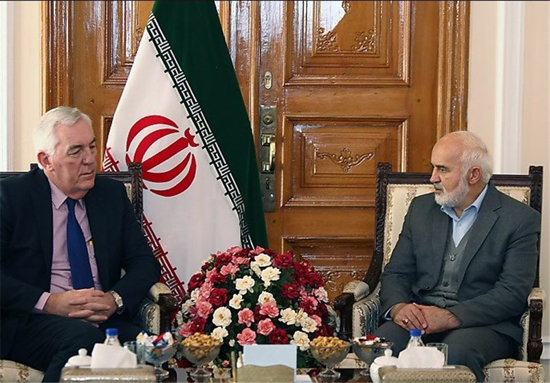 MP Voices Parliament's Support for Closer Ties between Iran, Australia