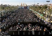 مجلس کربلاء: 15 ملیون زائر دخلوا المحافظة لغایة الان بینهم 4 ملایین أجنبی