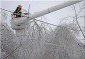 آخرین وضعیت تأمین برق شمال کشور/ 70 روستای بدون برق در محاصره برف هستند