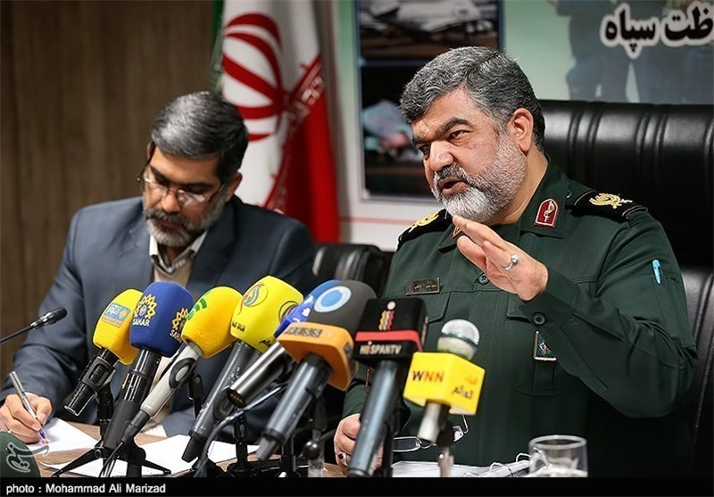 Commander Stresses IRGC's Ability to Ensure Airliners' Flight Security