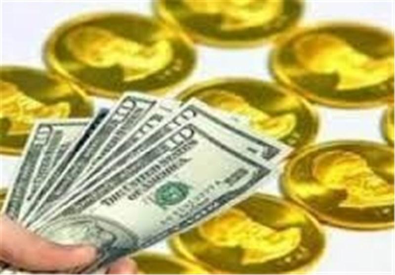 سقوط قیمت سکه به مرز 3میلیون و 400هزار تومان
