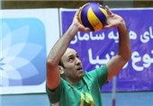 Sepahan Volleyball Club Completes Signing of Pezeshki