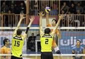 تیم والیبال سفیر قم در کرمانشاه به میدان می رود