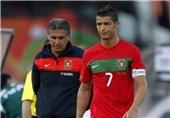 آرزوی موفقیت کاپیتان پرتغال برای ایران در جام جهانی/ رونالدو: کیروش یکی از تاثیرگذارترین مربیانم بوده است