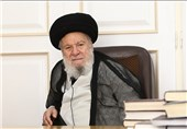 دبیر مجمع جهانی تقریب اسلامی با آیت الله اردبیلی دیدار کرد