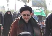 ماجرای راهپیمایی اربعین حجتالاسلام خاموشی به نیابت از آیتالله تهرانی