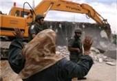 İsrail 6 Ayda Filistin'de 168 Ev Yıktı