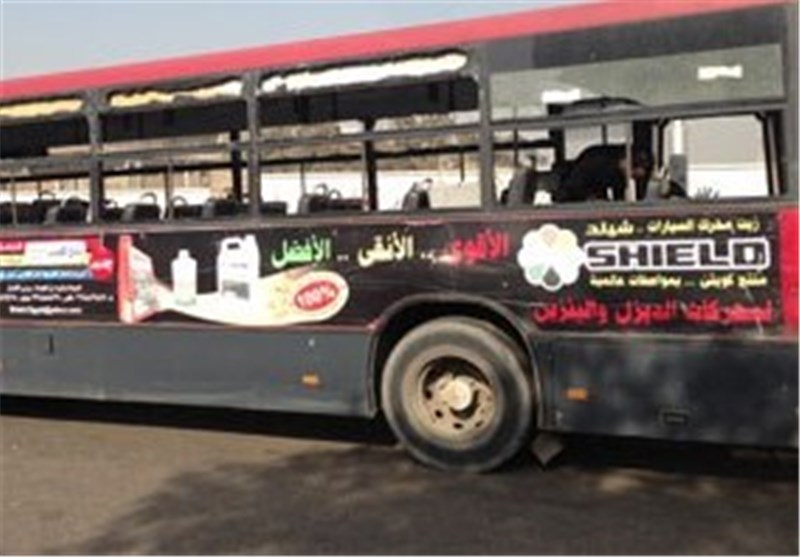 Bomb Blast Hits Bus near University in Cairo