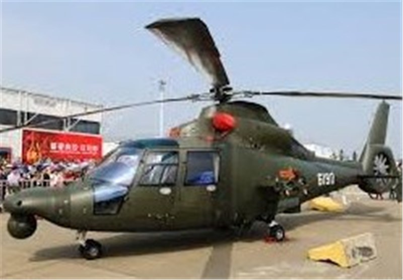 China Develops New type of Helicopter: DM