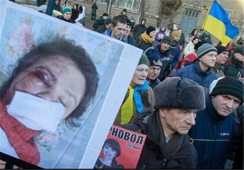 Police Blame Opposition in Ukraine Attack