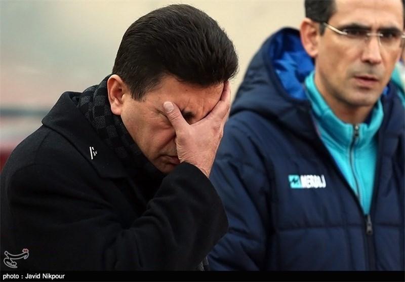 قلعهنویی:همه جای دنیا از فوتبال لذت میبرند به جز ایران/ تهمت میزنیم و حسادت میکنیم