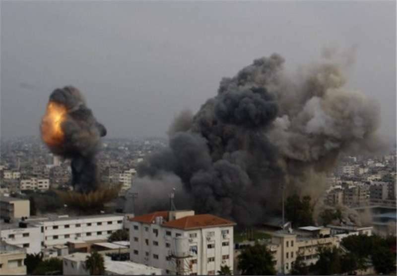 Israel Carries Out Airstrike on Gaza Strip