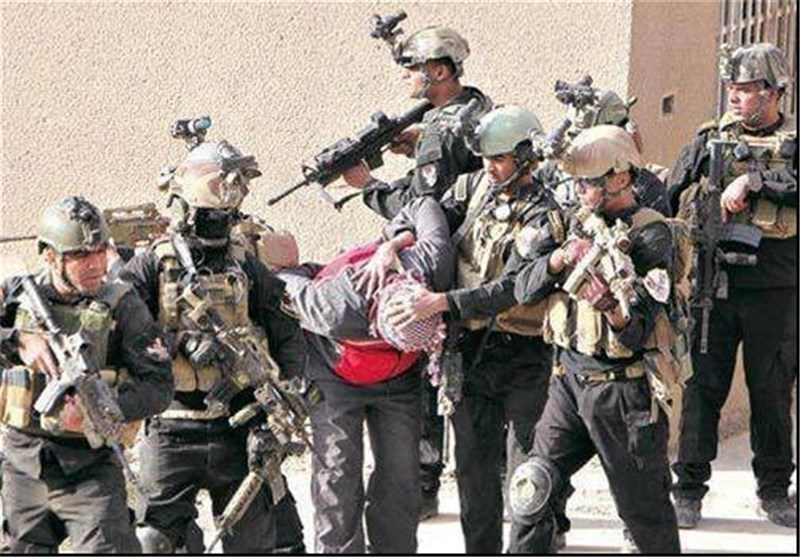 """بازداشت چهار سوری وابسته به گروهک """"داعش"""" در الانبار عراق"""