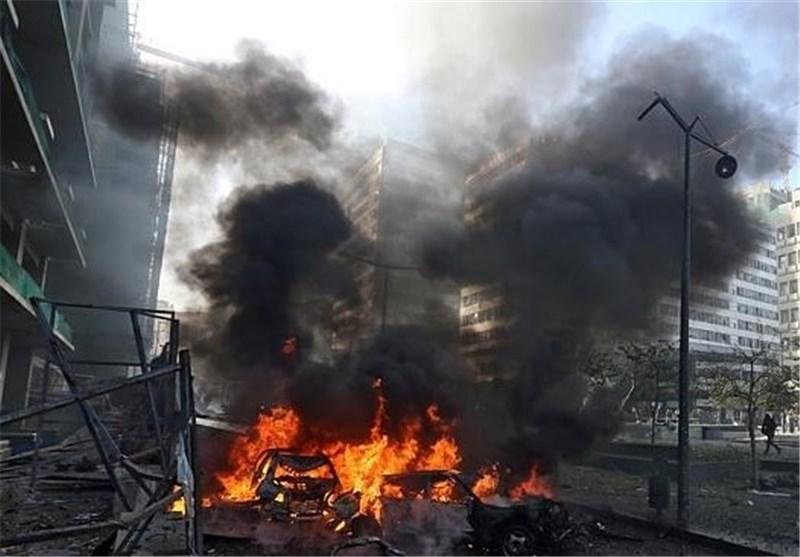 انفجار ضاحیه بیروت 2کشته و 6 زخمی بر جای گذاشت