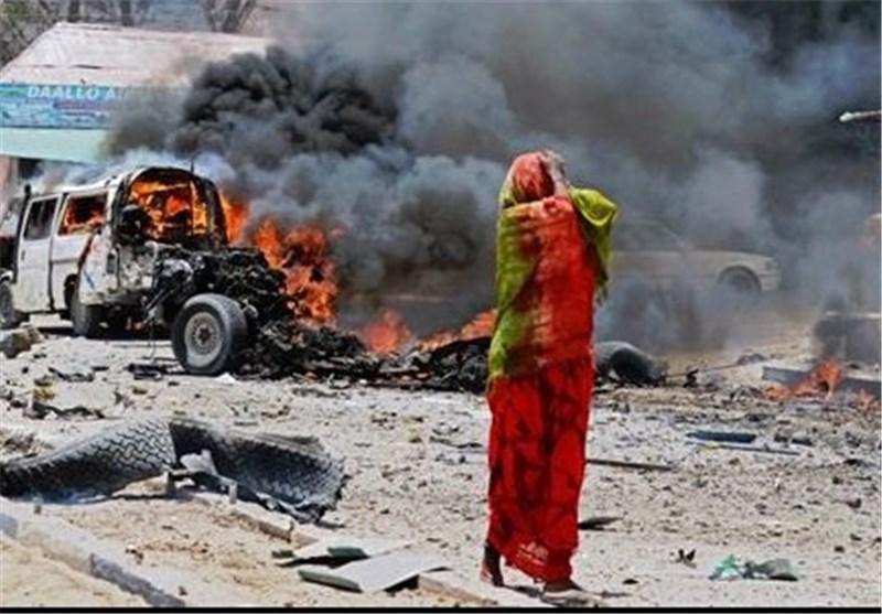 وقوع یک انفجار دیگر در نزدیکی فرودگاه بینالمللی سومالی