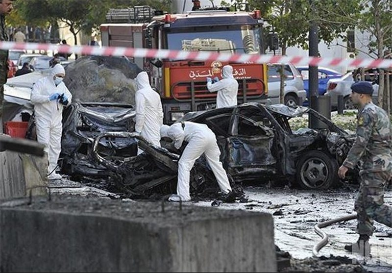 5 کشته و 20 زخمی بر اثر انفجار ضاحیه بیروت