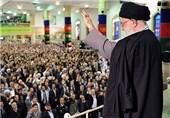 روحانیون و فضلای حوزه با رهبر معظم انقلاب دیدار می کنند
