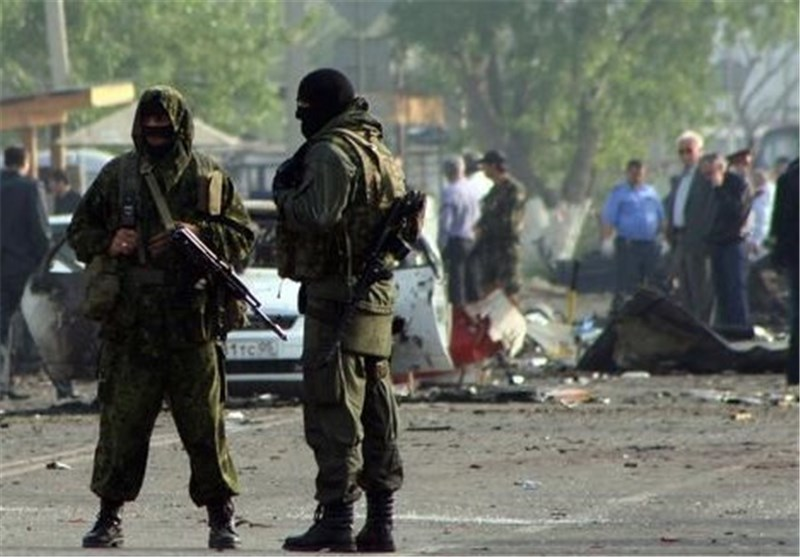 روسی پولیس نے قفقاز میں 4 دہشت گردوں کو ہلاک کردیا