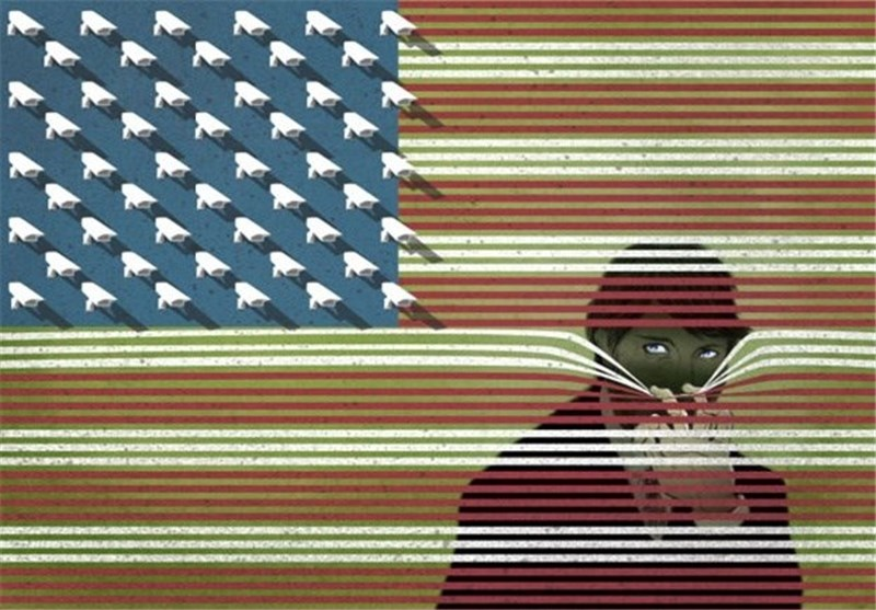 جاسوسی اینترنت