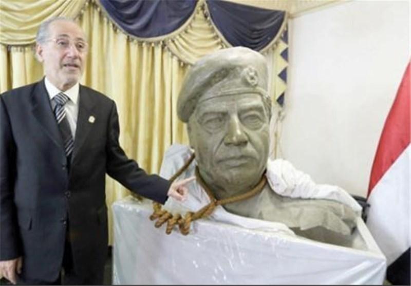 صاحب حبل مشنقة صدام محذرا آل خلیفة: الجماهیر اقوى من الطغاة