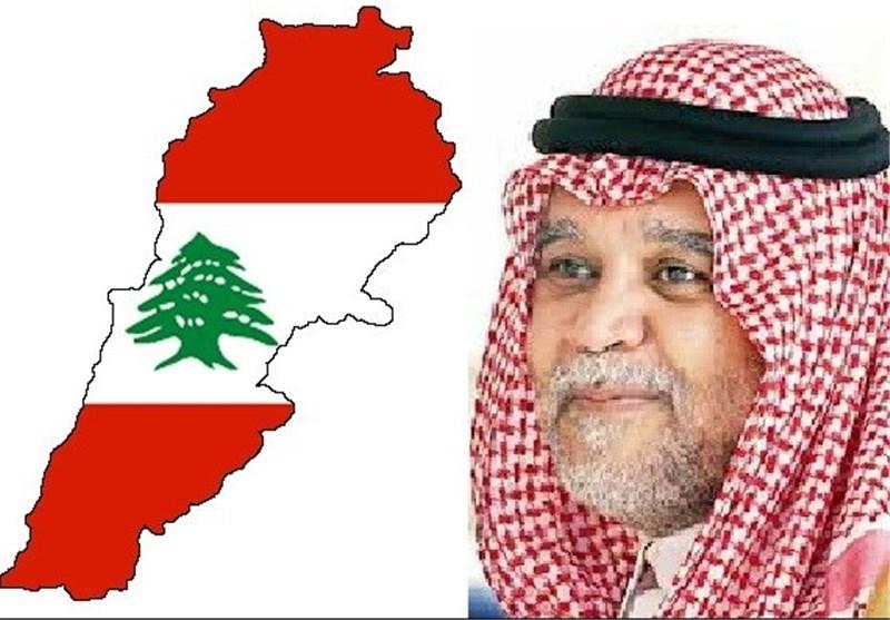 """لبنان قربانی ماجراجوییهای پرهزینه آلسعود/ خواب خطرناکی که """"بندر"""" برای لبنان دیده است"""