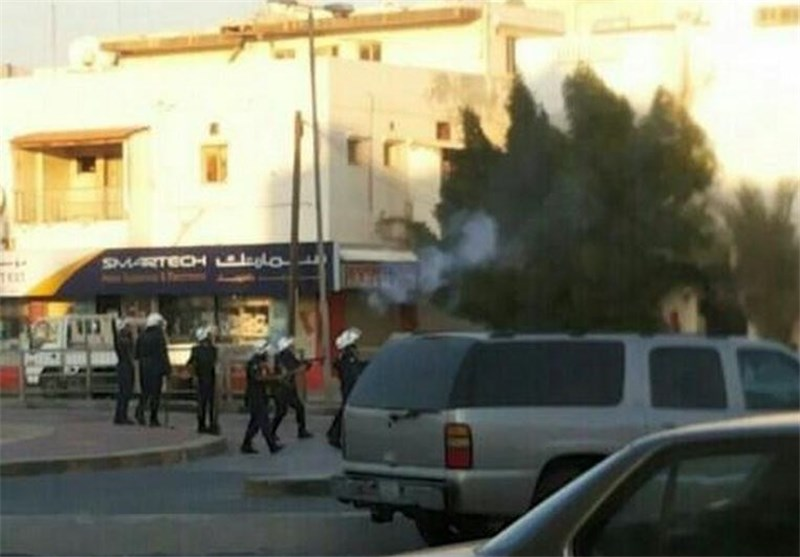 Bahrain Security Forces Attack Religious Site